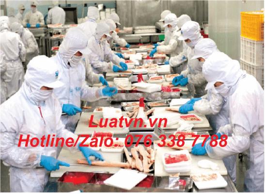 Cở sở đủ điều kiện vệ sinh an toàn thực phẩm