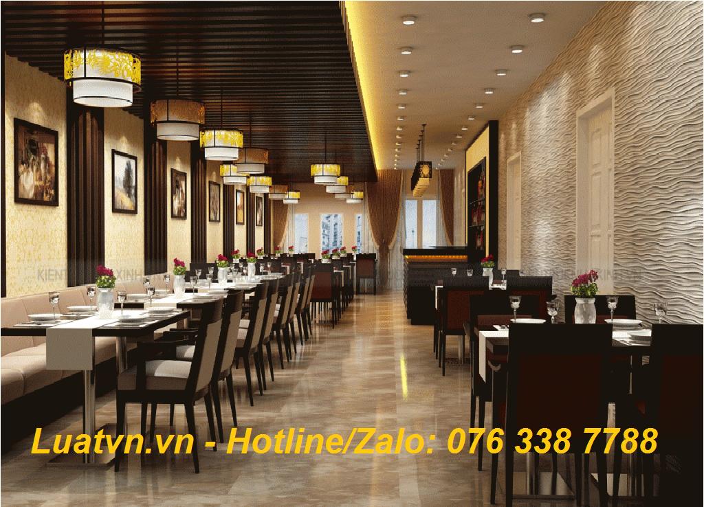 Nhà hàng đủ điều kiện ATVSTP