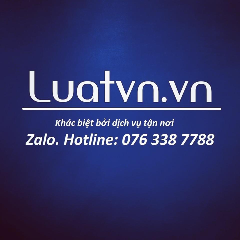 Dịch vụ làm thủ tục thành lập công ty của luatvn.vn