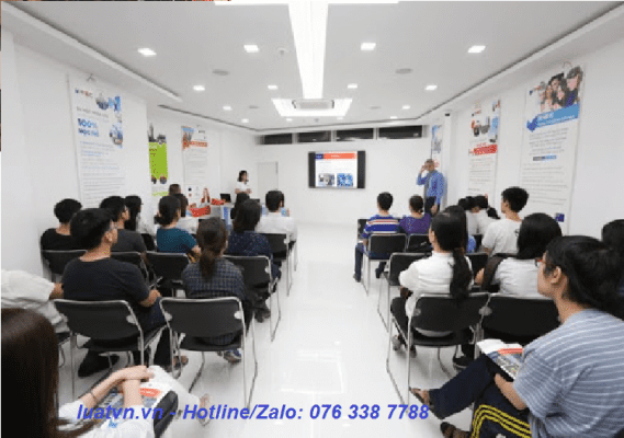 Thành lập trung tâm tư vấn du học