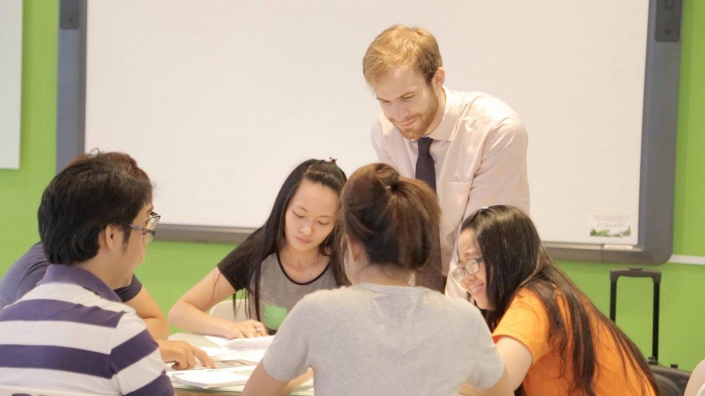 Đơn vị tư vấn thành lập trung tâm ngoại ngữ chuyên nghiệp, uy tín