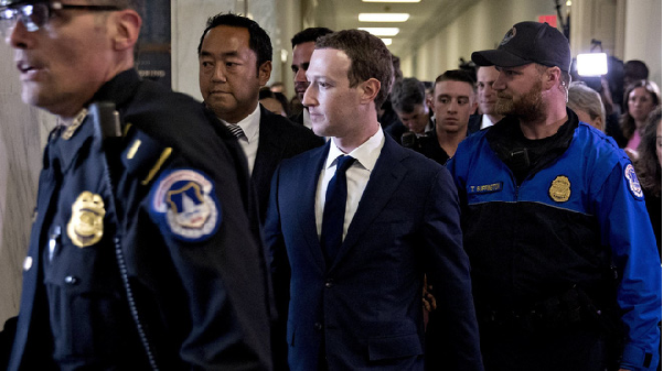 Bảo vệ CEO-facebook