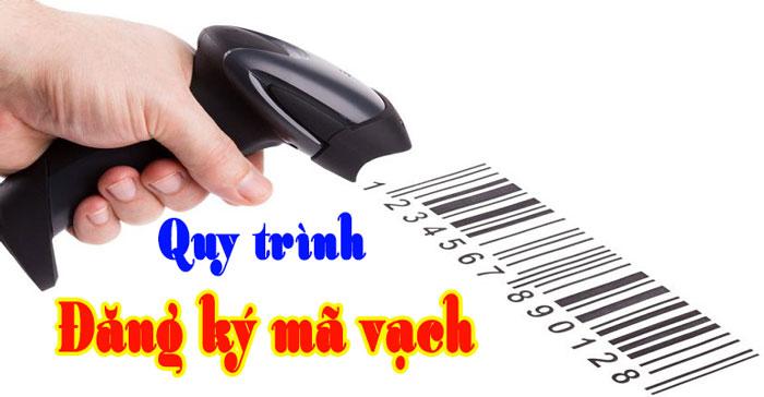 Quy trình đăng ký mã vạch sản phẩm