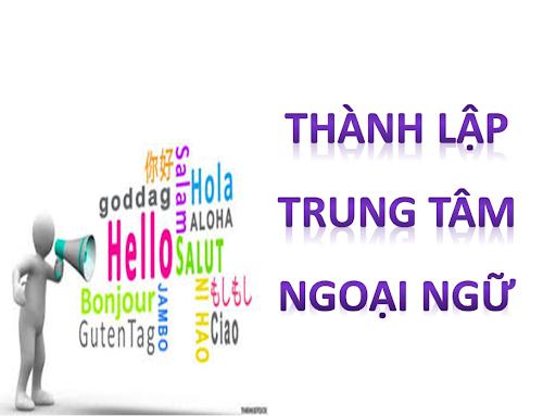 Luat.vn đơn vị tư vấn thành lập trung tâm ngoại ngữ chuyên nghiệp, uy tín