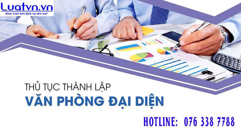 Tư vấn thành lập văn phòng đại diện công ty nước ngoài tại Việt Nam