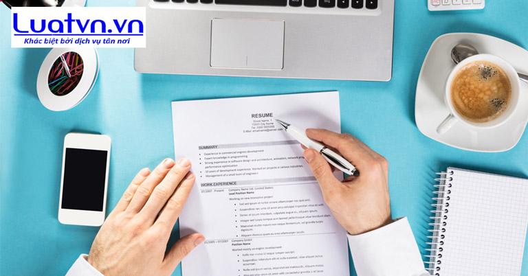 Chuẩn bị hồ sơ đăng ký ngành nghề lữ hành quốc tế