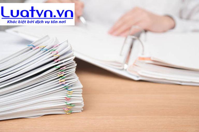 Nộp hồ sơ và chờ nhận kết quả