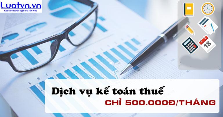 Tư vấn kế toán trọn gói