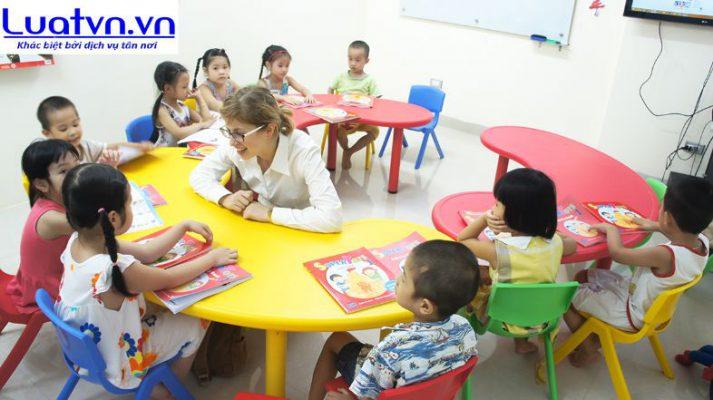 Thành lập trung tâm ngoại ngữ phải đúng trình tự theo quy định của pháp luật