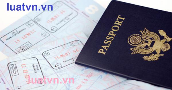 Thị thực -Visa
