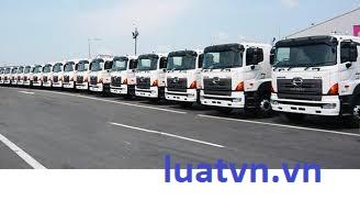 Thành lập công ty vận tải 1