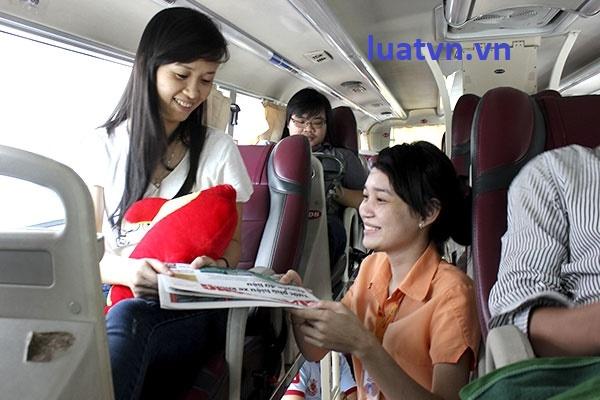 Thành lập công ty vận tải hành khách