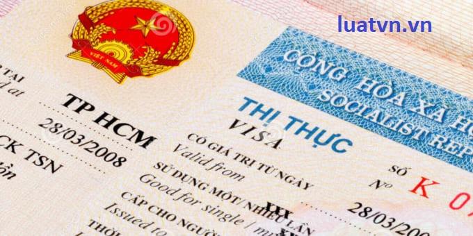 Cấp thẻ Visa tại cửa khẩu