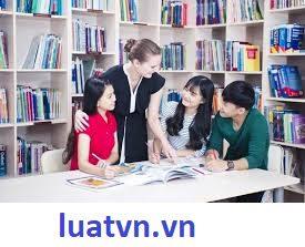 Thành lập trung tâm ngoại ngữ