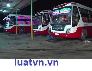 Công ty vận tải hành khách theo hợp đồng