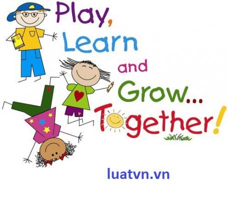 Điều kiện thành lập nhóm trẻ, lớp mẫu giáo
