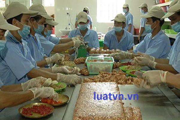 Giấy phép an toàn vệ sinh thực phẩm cho cơ sở sản xuất thực phẩm
