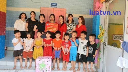 Kế hoạch thành lập nhóm trẻ tư thục