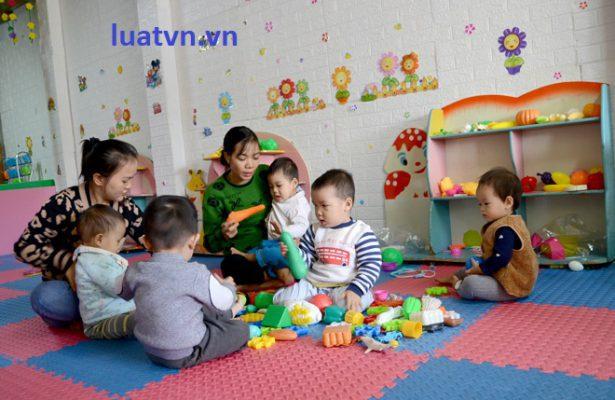Thành lập nhóm trẻ gia đình