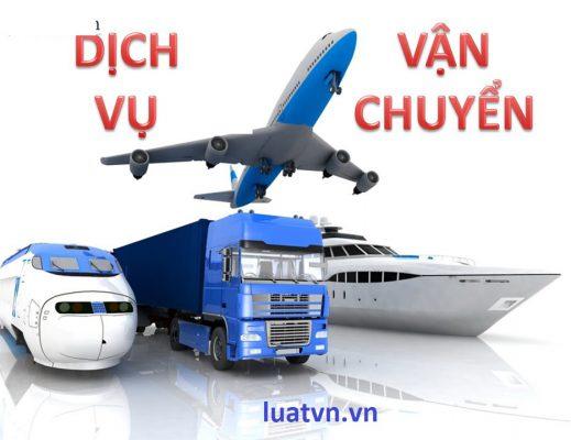 Thành lập doanh nghiệp vận tải