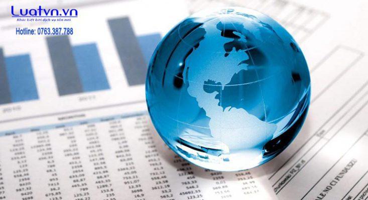 Thủ tục chuyển vốn đầu tư ra nước ngoài