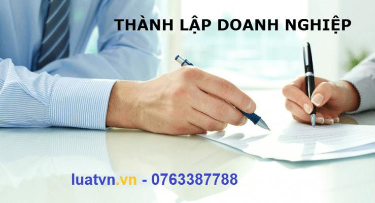 ThànhCompany establishment service