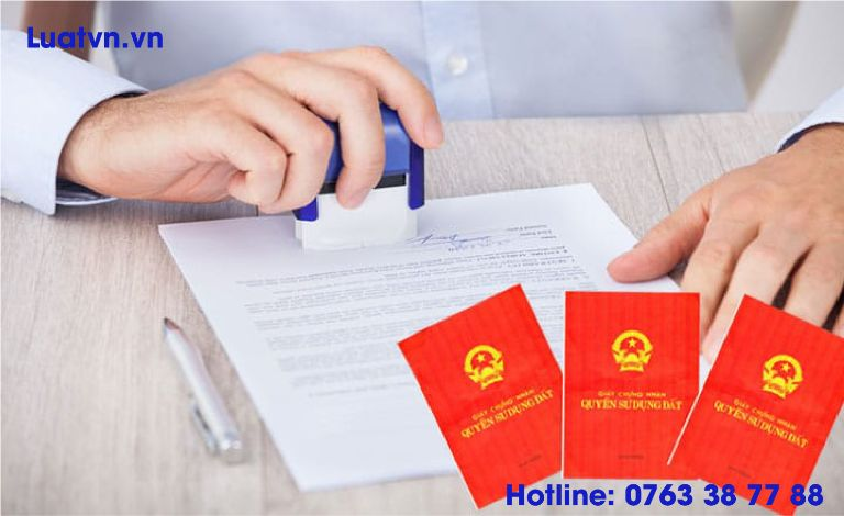 Trình tự thực hiện cấp sổ đỏ cho giấy viết tay 2020