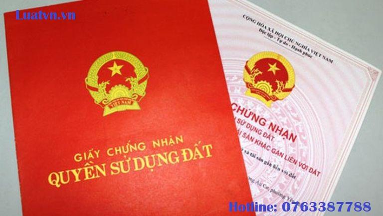 Chuẩn bị đầy đủ hồ sơ xin đính chính sổ đỏ