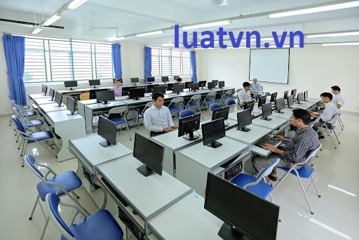 Cơ sở vật chất trung tâm tư vấn du học