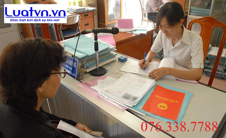 Đăng bộ nhà đất tại văn phòng đăng ký đất đai