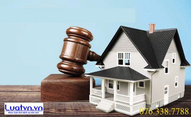 Thủ tục đăng ký nhà trên đất bổ sung