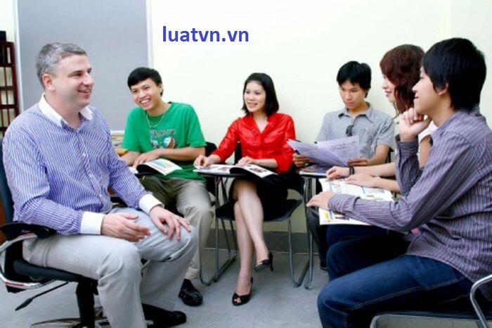 Điều kiện để thành lập trung tâm ngoại ngữ