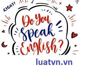 Giấy tờ thành lập trung tâm ngoại ngữ
