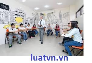Kế hoạch thành lập trung tâm ngoại ngữ tin học