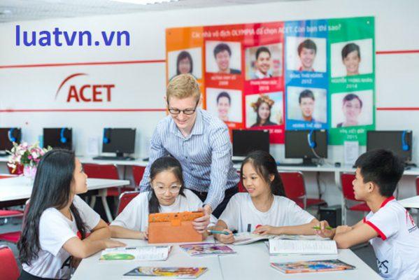 Nghị định 46 về thành lập trung tâm ngoại ngữ