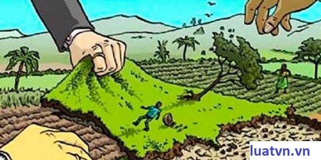 Nộp tiền sử dụng đất, chuyển mục đích sử dụng đất