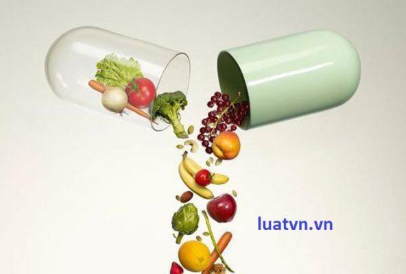 Thành lập công ty sản xuất thực phẩm chức năng
