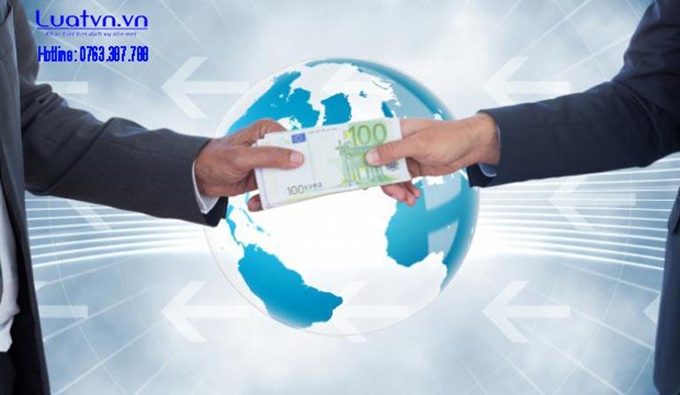 Thủ tục chuyển tiền đầu tư ra nước ngoài