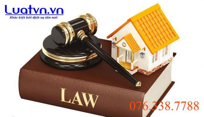 Thủ tục đăng ký nhà ở trên đất vào giấy chứng nhận đã cấp