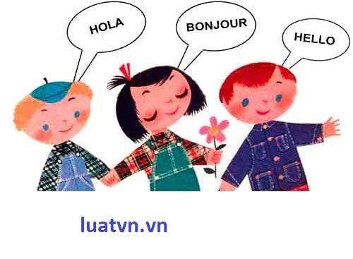 Thủ tục đăng ký thành lập trung tâm ngoại ngữ