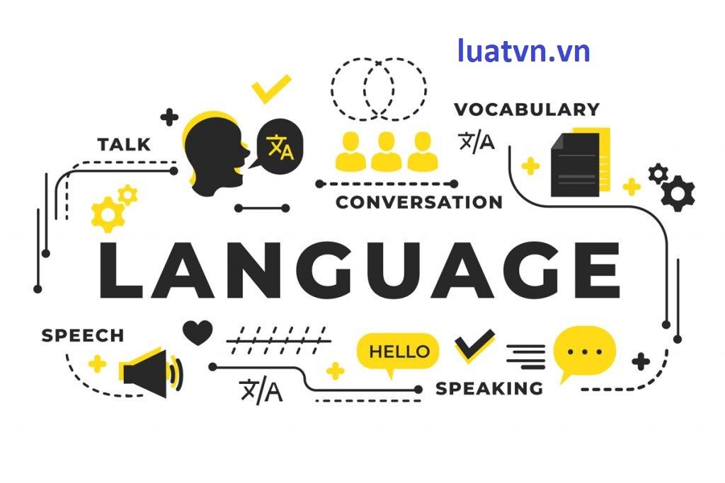 Tờ trình thành lập trung tâm ngoại ngữ