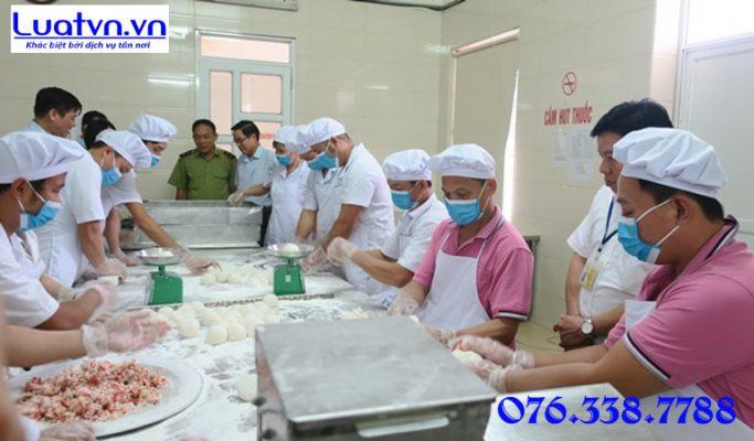 Đảm bảo vệ sinh an toàn thực phẩm tại cơ sở sản xuất, kinh doanh thực phẩm