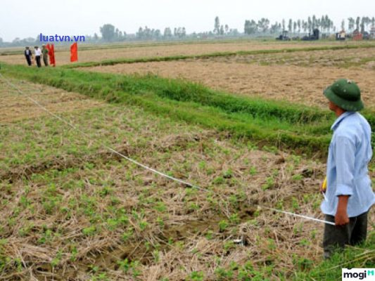 Chuyển đổi mục đích sử dụng đất vườn sang đất ở