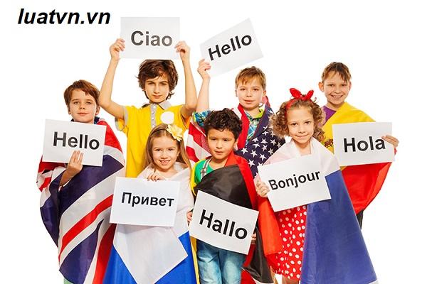 Dịch vụ mở trung tâm ngoại ngữ