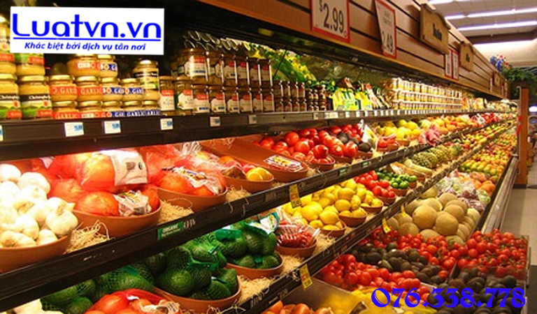 Cá nhân, tổ chức kinh doanh phải thực hiện gia hạn giấy phép an toàn thực phẩm nếu hết hạn