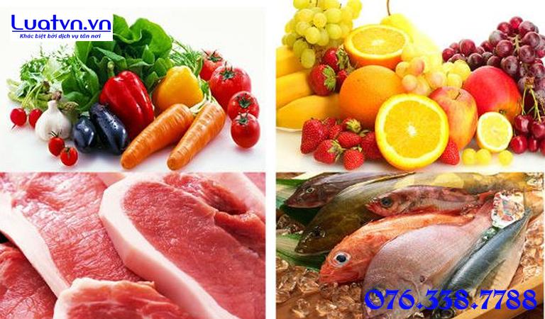 Tuân thủ quy định về an toàn vệ sinh thực phẩm