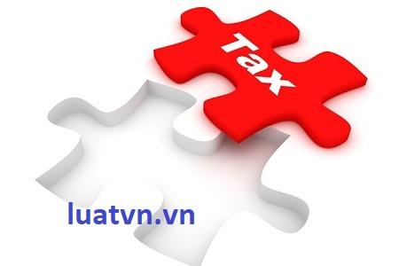 Hạch toán tiền phạt chậm nộp tờ khai thuế