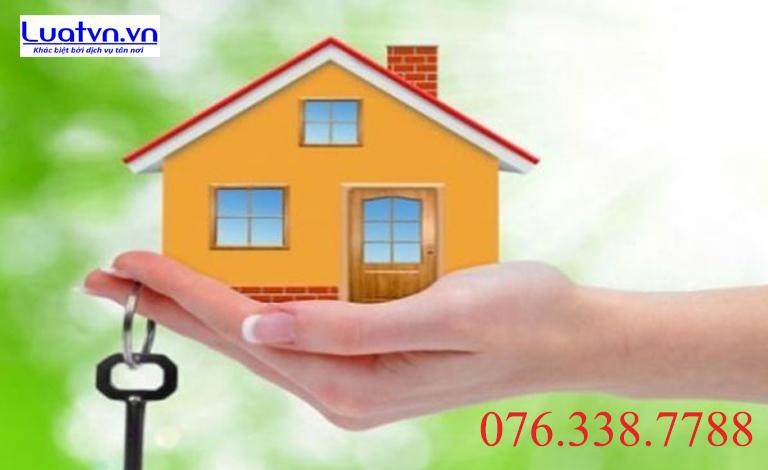 Phí đăng bộ nhà đất gồm phí công chứng