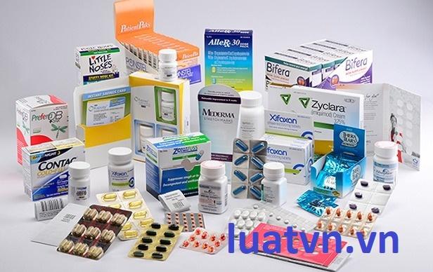 Thành lập công ty sản xuất dược phẩm