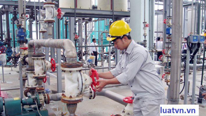 Thành lập công ty sản xuất hóa chất